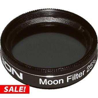 """1.25"""" Orion 25% Transmission Moon Filter"""