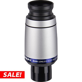 3mm Orion Long Eye Relief Telescope Eyepiece