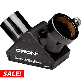 "1.25"" Orion Dielectric Mirror Star Diagonal"