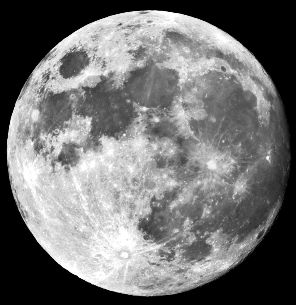 Full Moon | Astronomy Pictures at Orion Telescopes