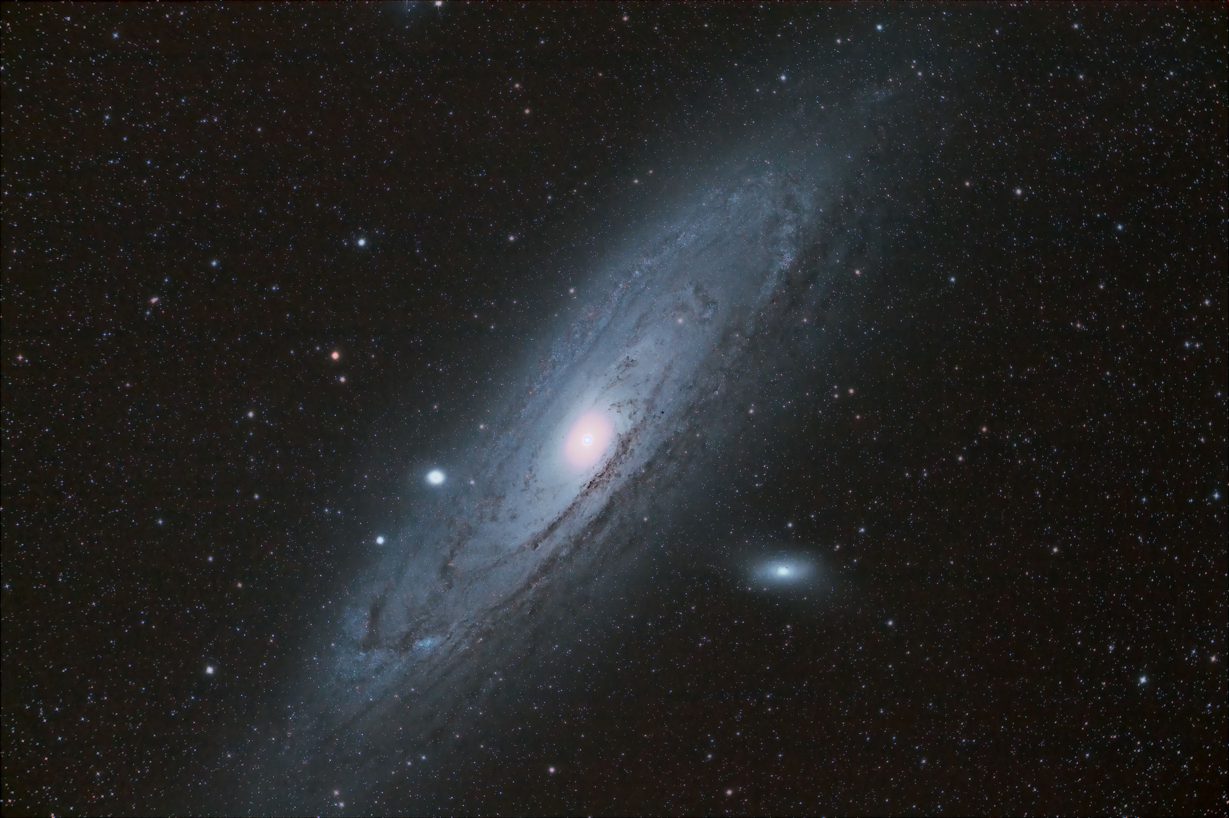 M31 - The Andromeda Galaxy