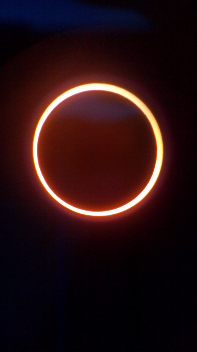 Annular Eclipse (Sun)