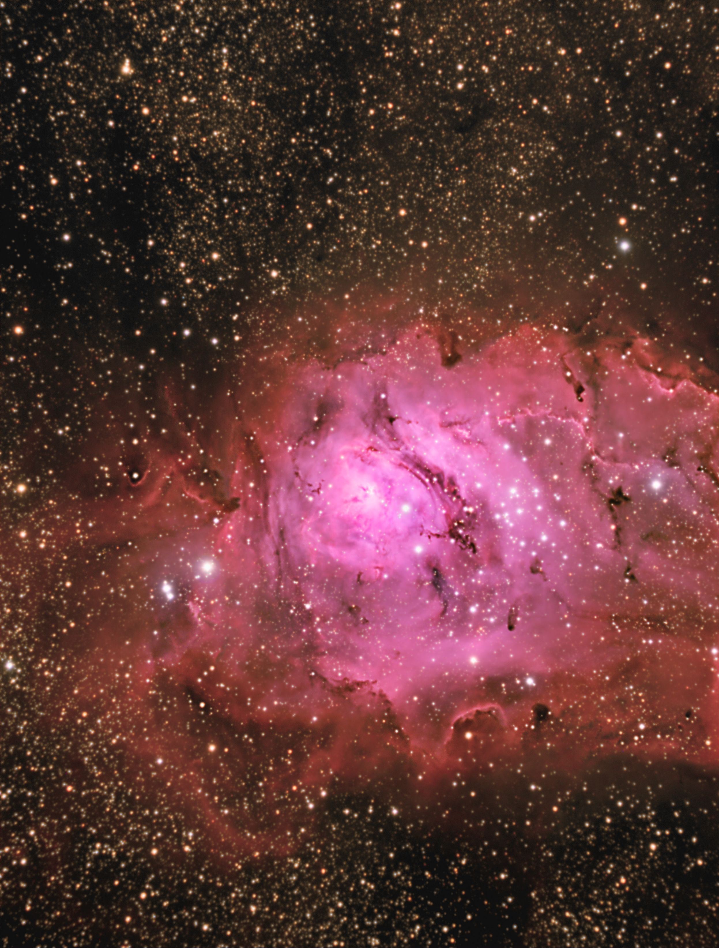 M8 - Lagoon Nebula at Orion Store