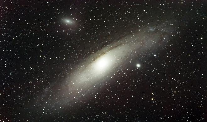 Andromeda, M31