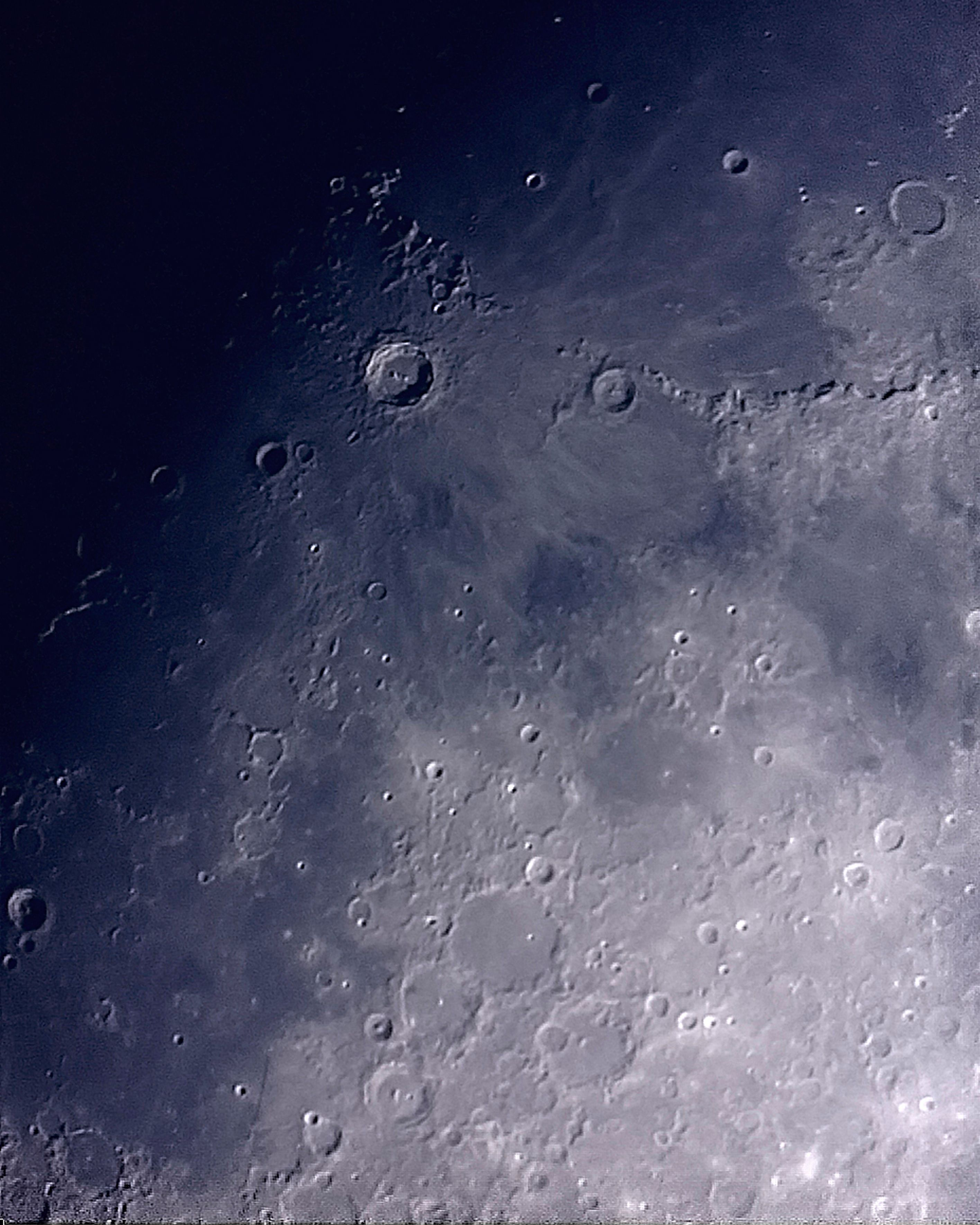 Moon - Crater Copernicus at Orion Store