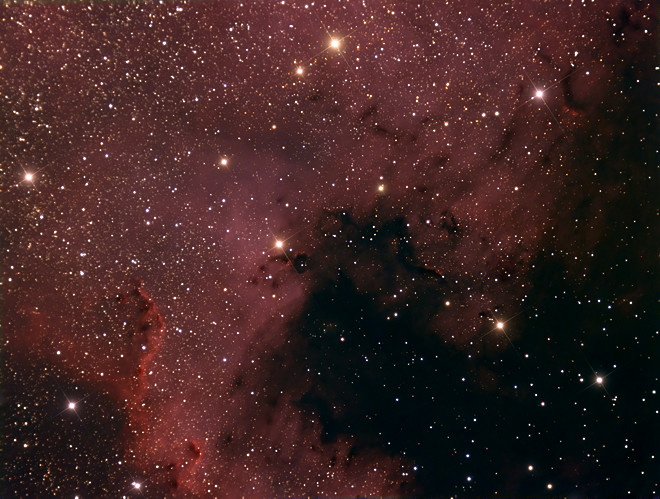 North America Nebula at US Store