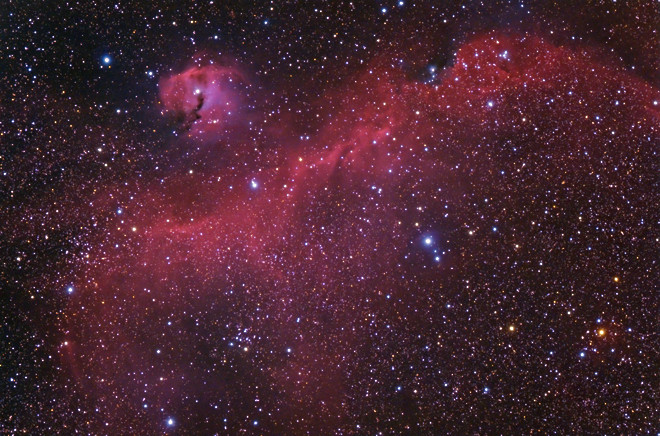 IC2177, Seagull Nebula at Orion Store
