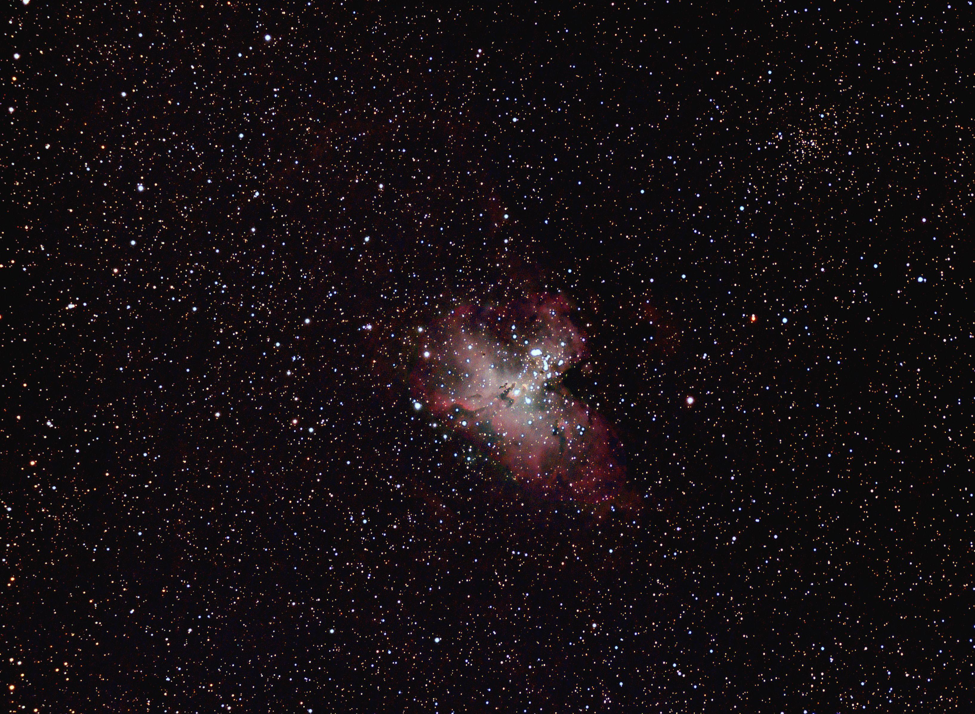 M16 (Eagle Nebula)