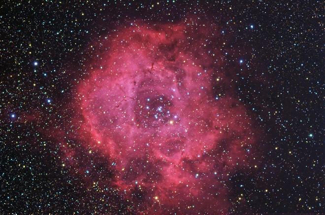 NGC2239, Rosette Nebula