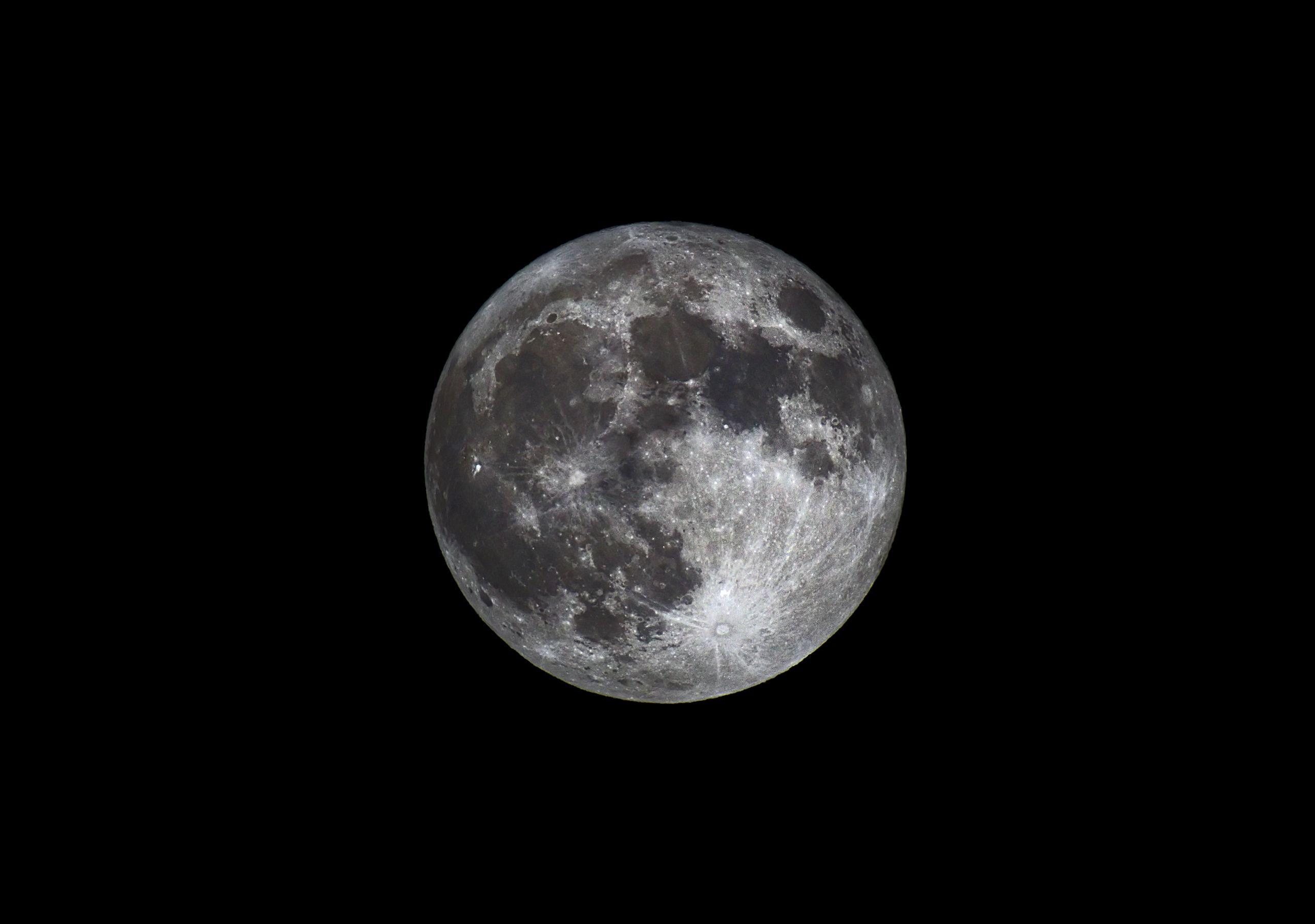 Big Full moon