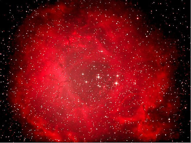 NGC 2237, Rosette Nebula