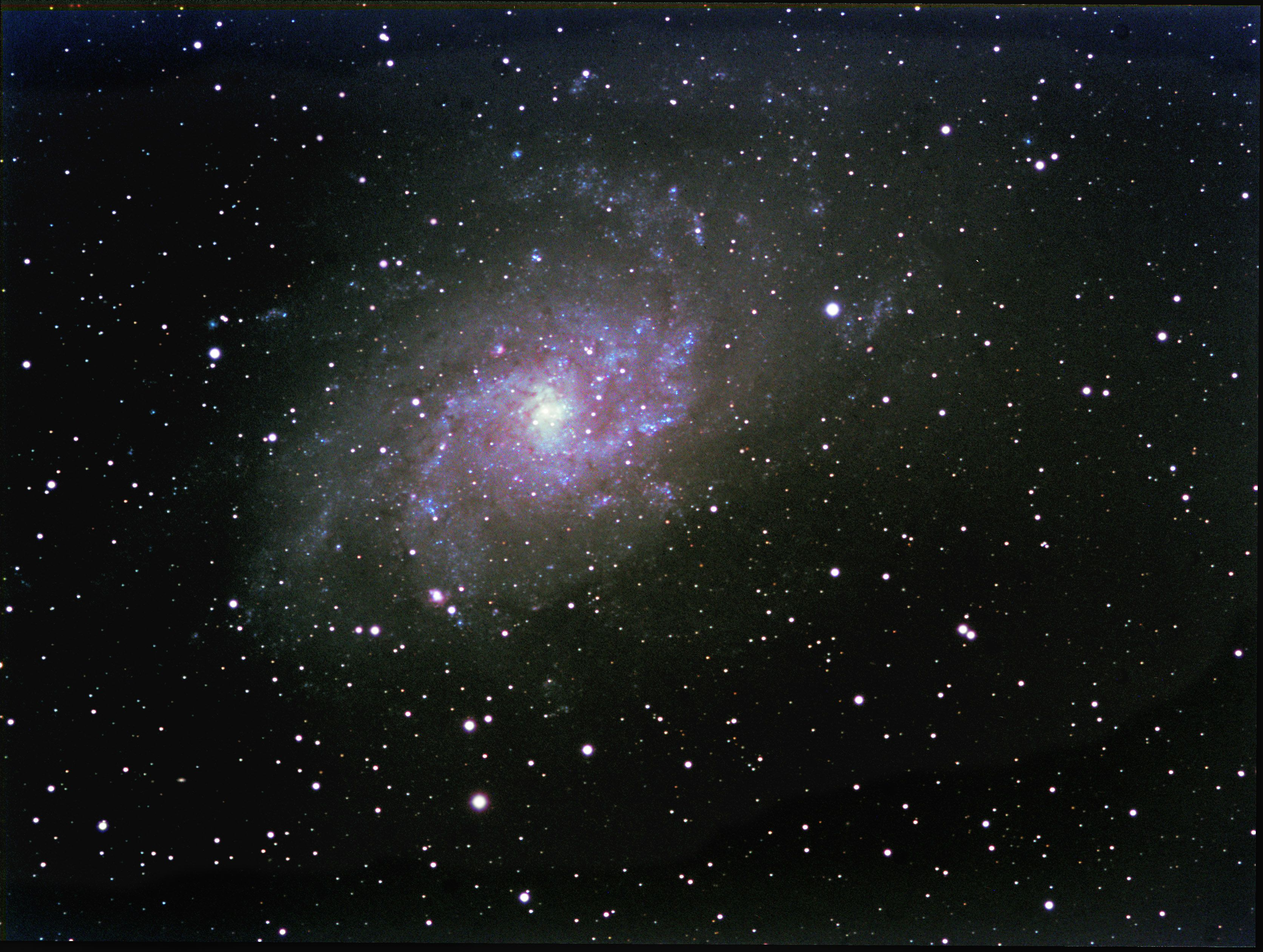 M33 - The Triangulum Galaxy