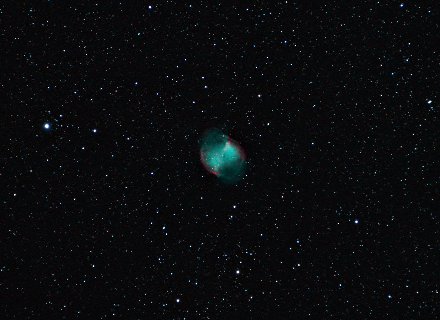 M27 - Dumbbell Nebula