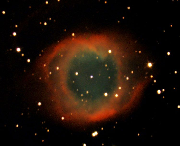 NGC 7293 - The Helix Nebula