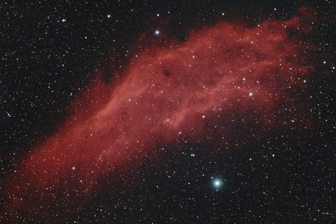 NGC 1499 - The California Nebula