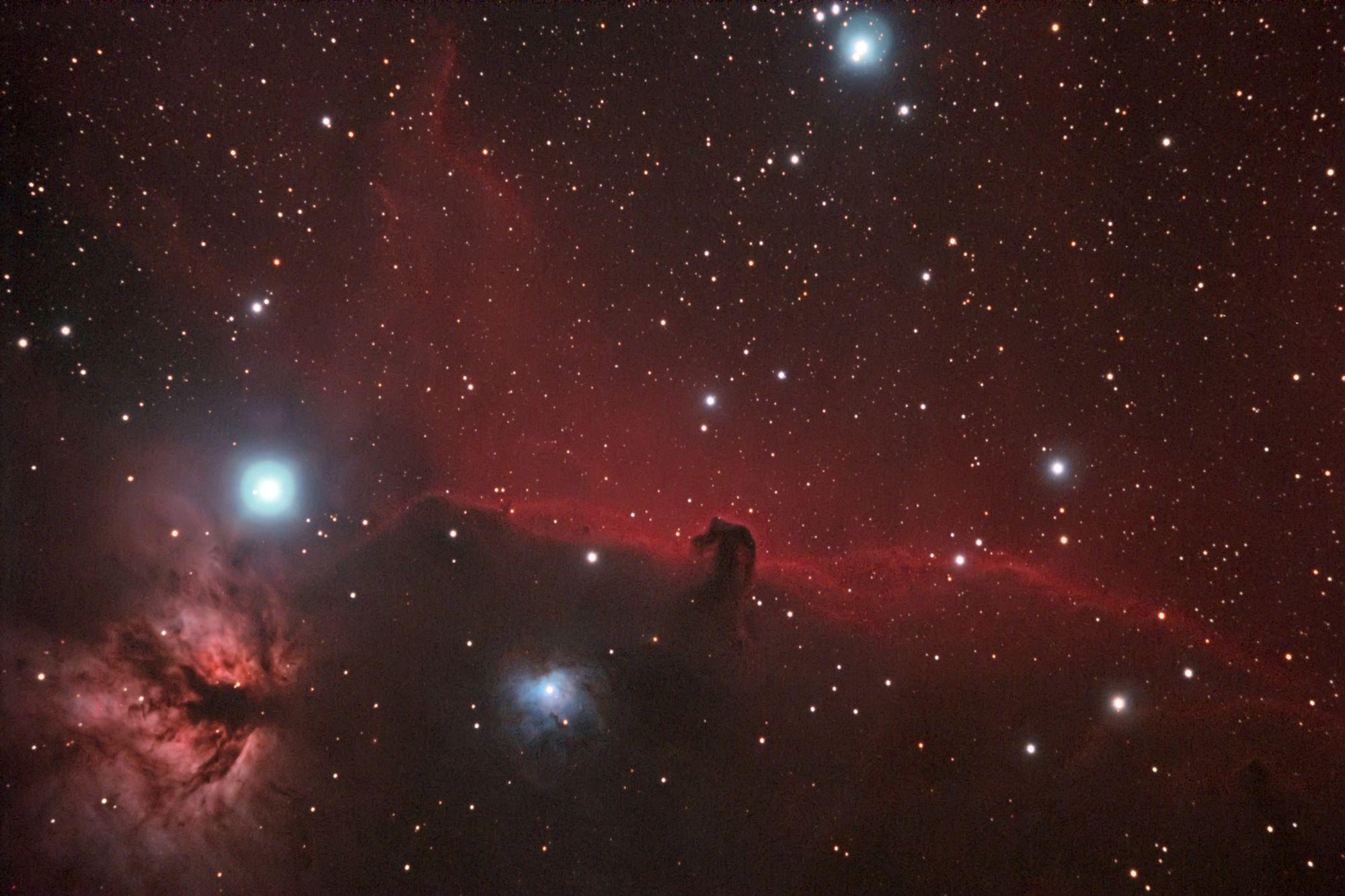 atlas horsehead nebula - photo #40