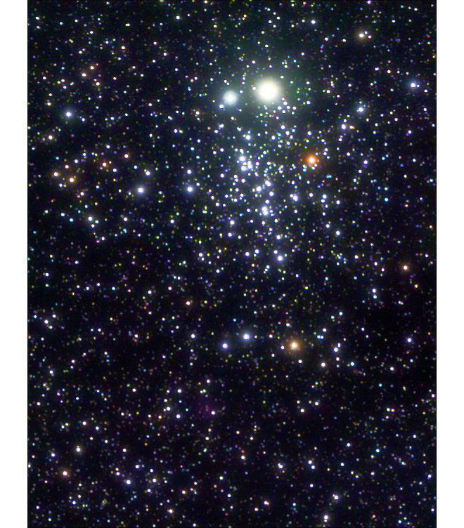 NGC 457 - The ET Cluster (Owl Cluster)