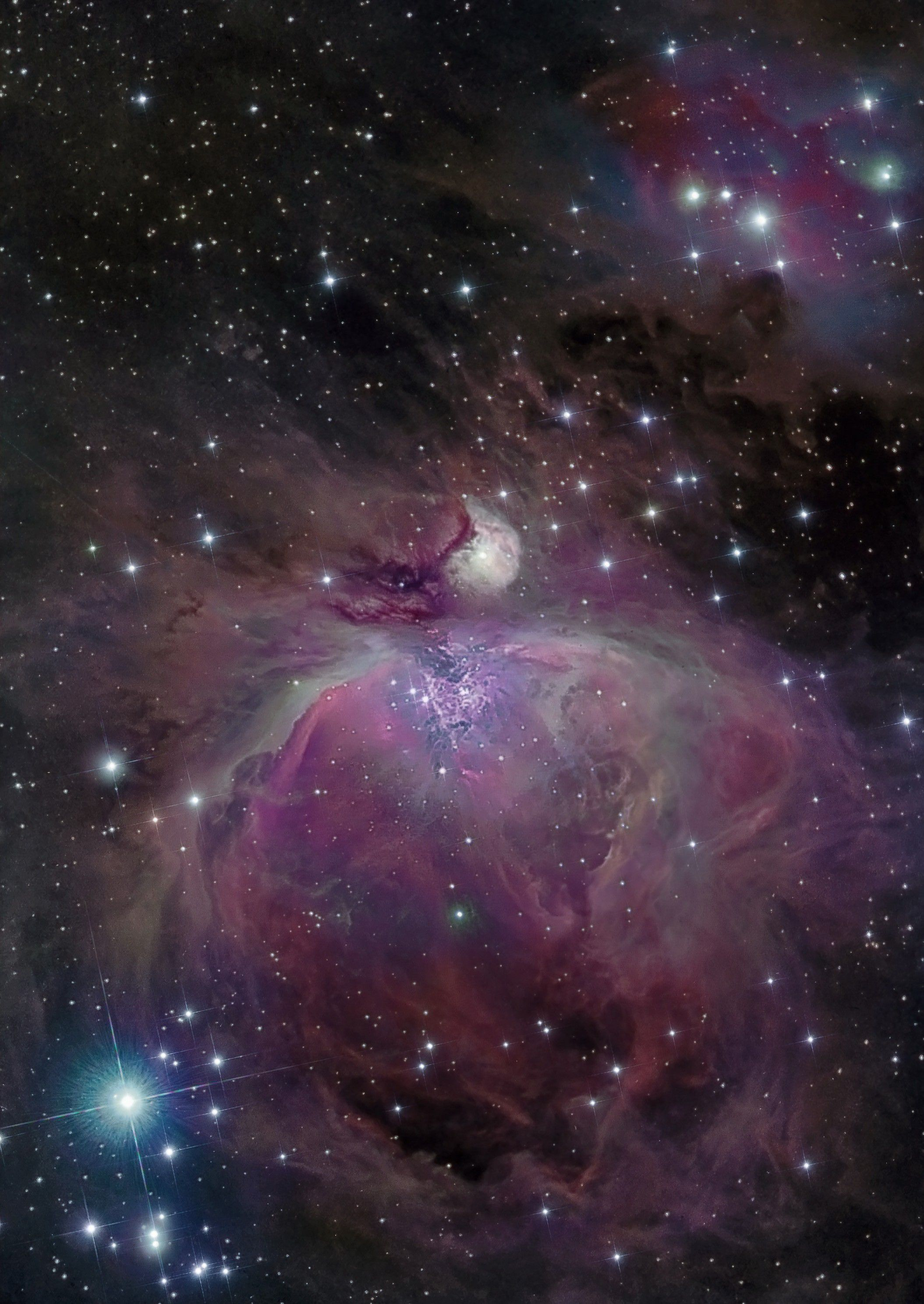 M42 - Orion Nebula at Orion Store