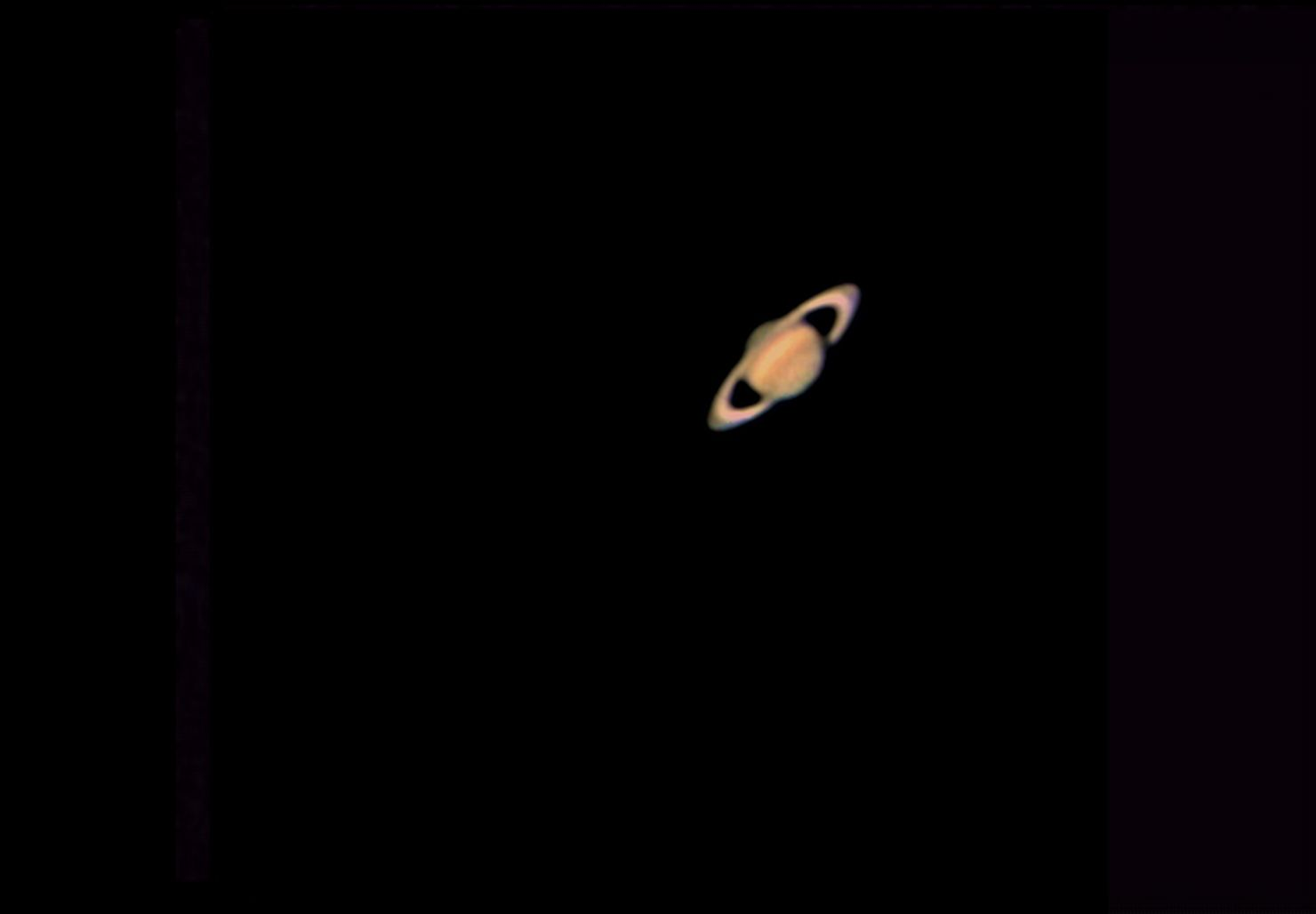 Saturn 6-19-13 at Orion Store