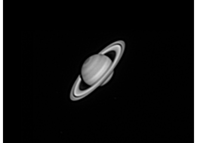 Saturn 6-22-13 at Orion Store