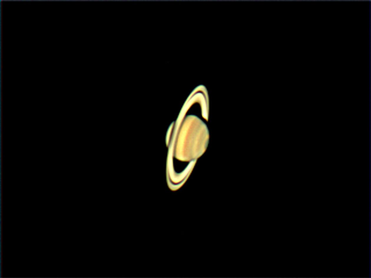 Saturn Polar View Astronomy Pictures At Orion Telescopes