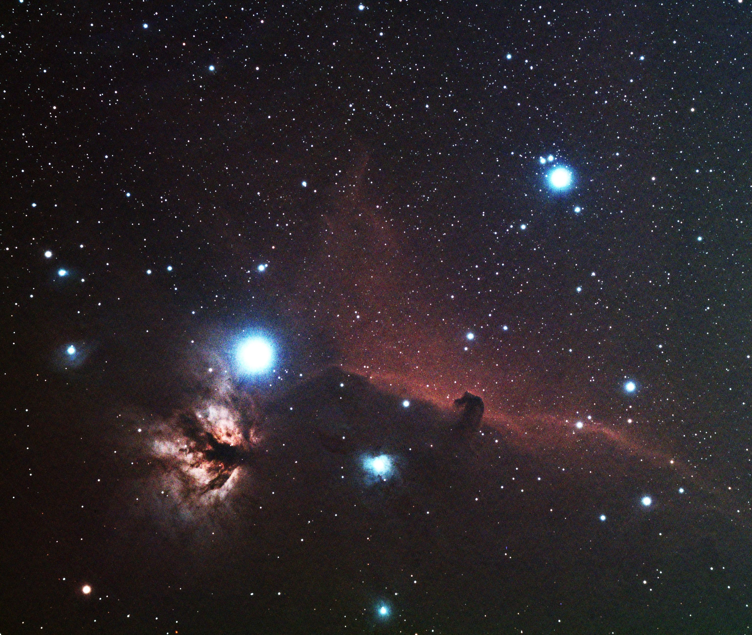 NGC2024, IC434 and friends at US Store