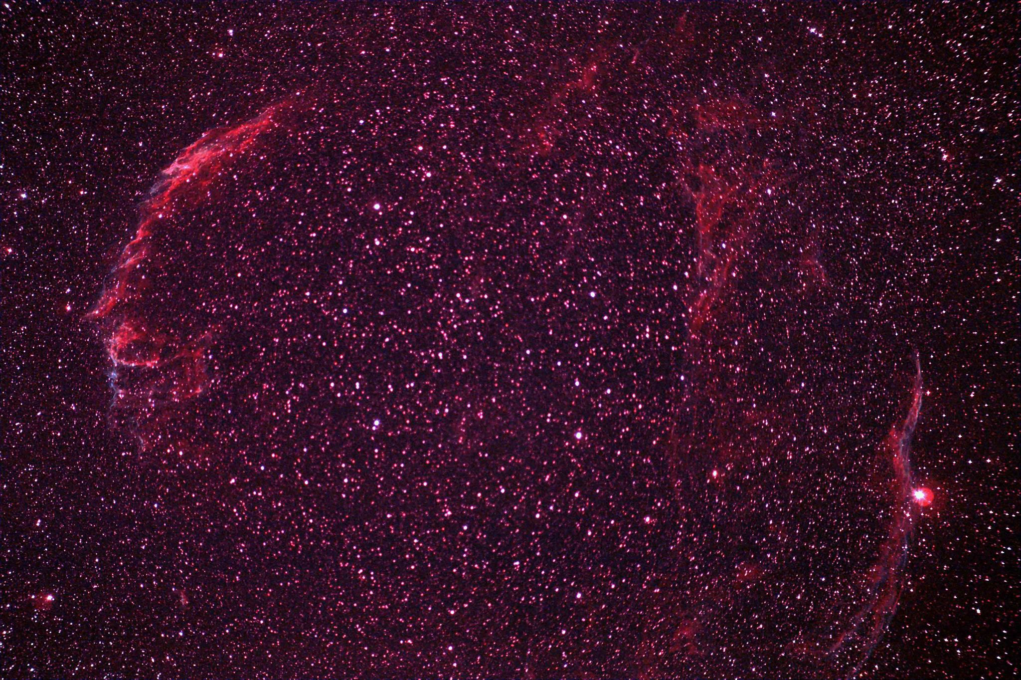 Veil Nebula at US Store