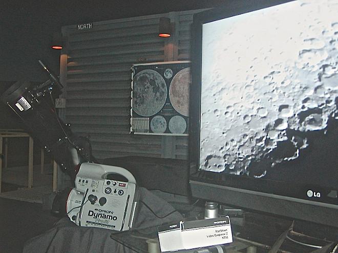 Moon shot at US Store
