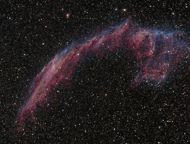 NGC 6992 The Eastern Veil Nebula at US Store