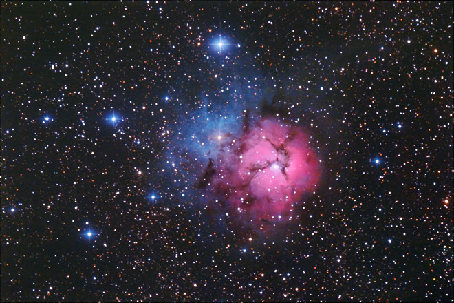 M20 The Trifid Nebula at US Store