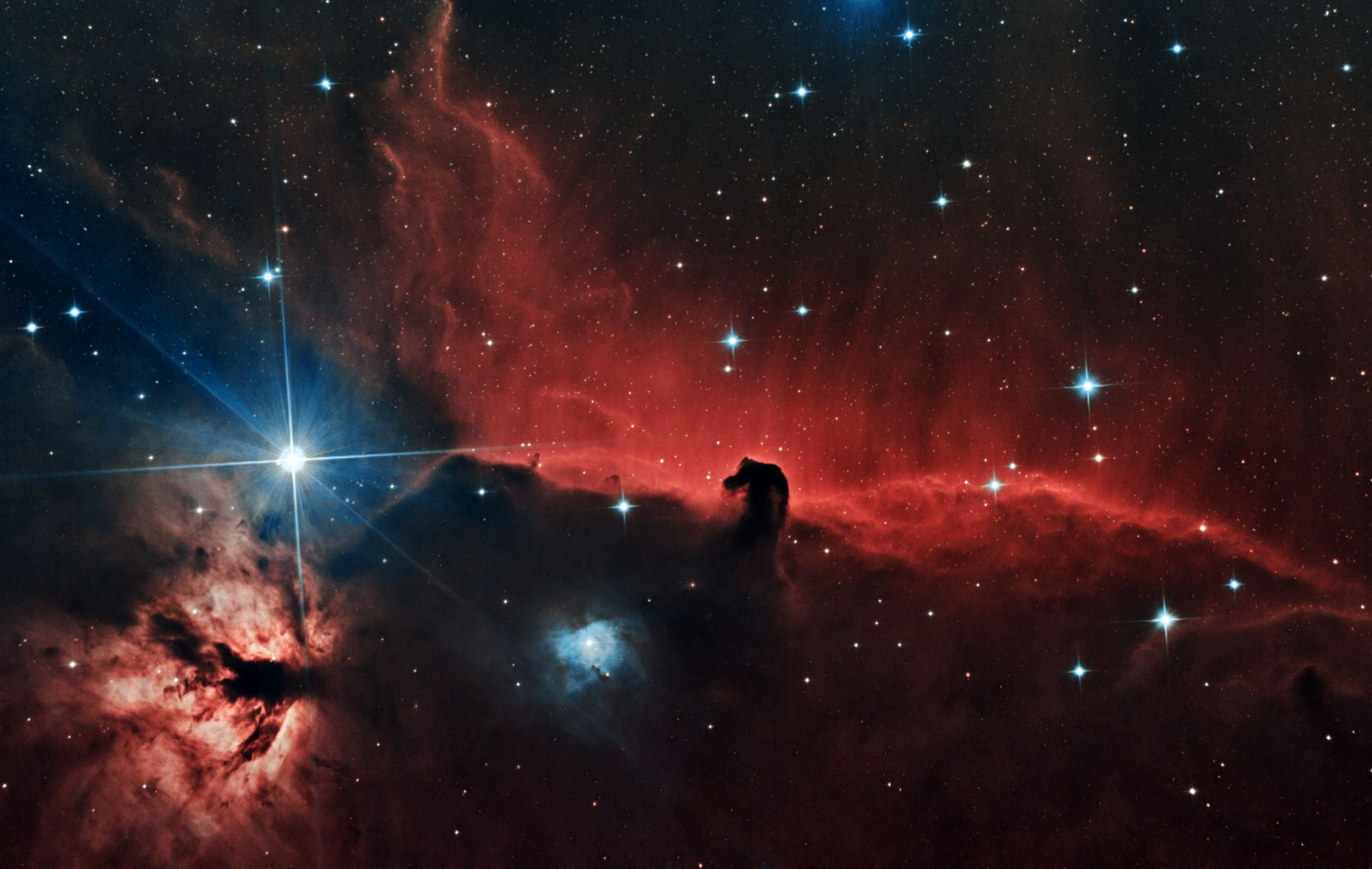 Horsehead Nebula at US Store