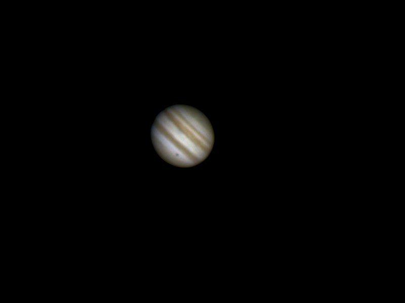 Jupiter and shadow at US Store