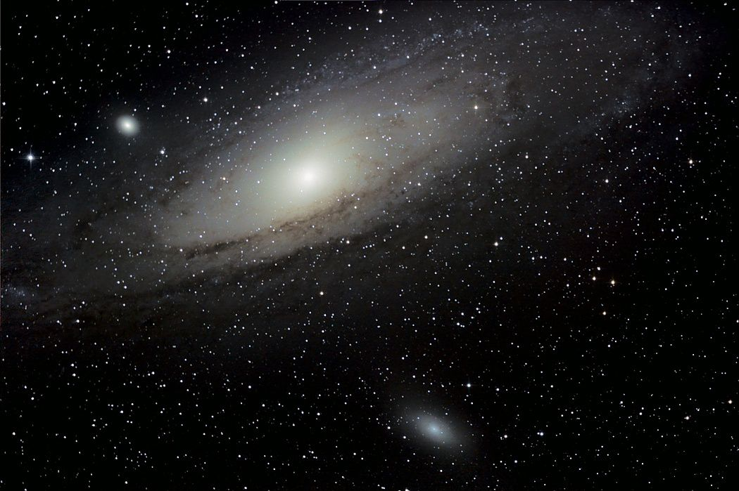Andromeda Galaxy 9-10-13 at US Store