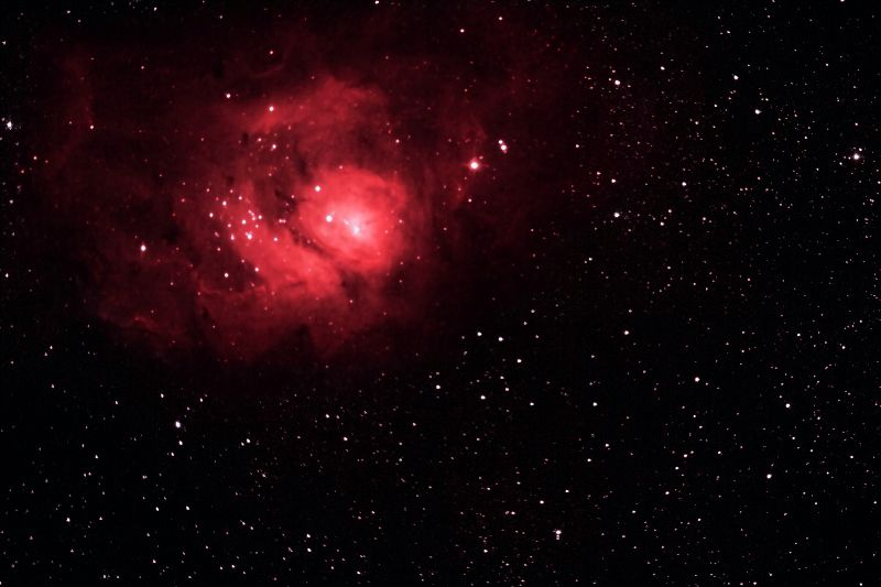 M8-Lagoon Nebula 9-22-13 at US Store