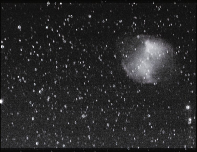Dumbell Nebula 8-16-13 at US Store