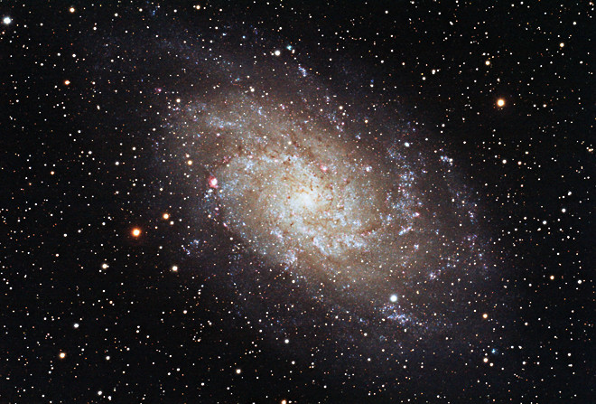M33 - Triangulum Galaxy 10-1-13 at US Store
