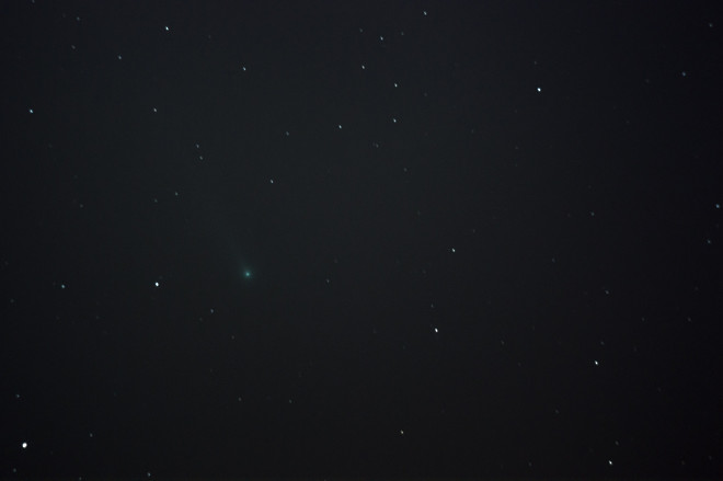 Comet ISON 11-7-13 at US Store