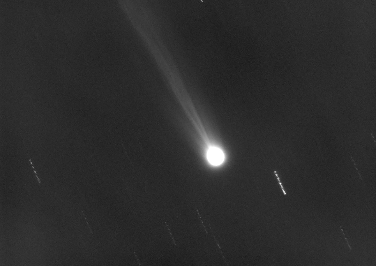 Comet ISON 11-17-13 at US Store