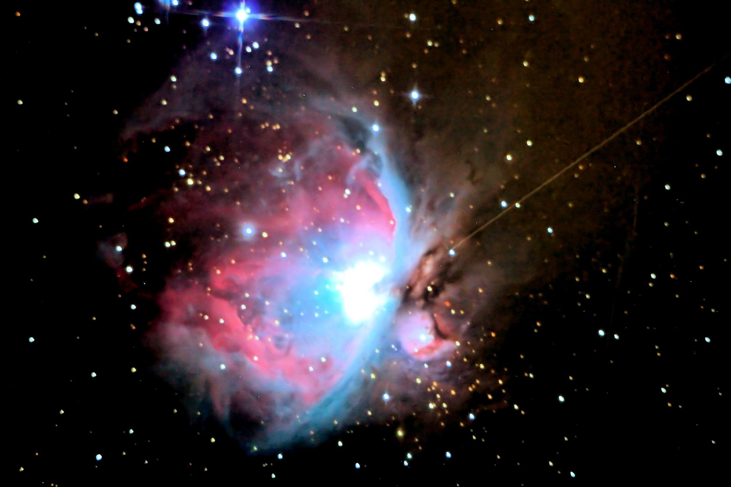 Orion Nebula 11-10-13 at US Store
