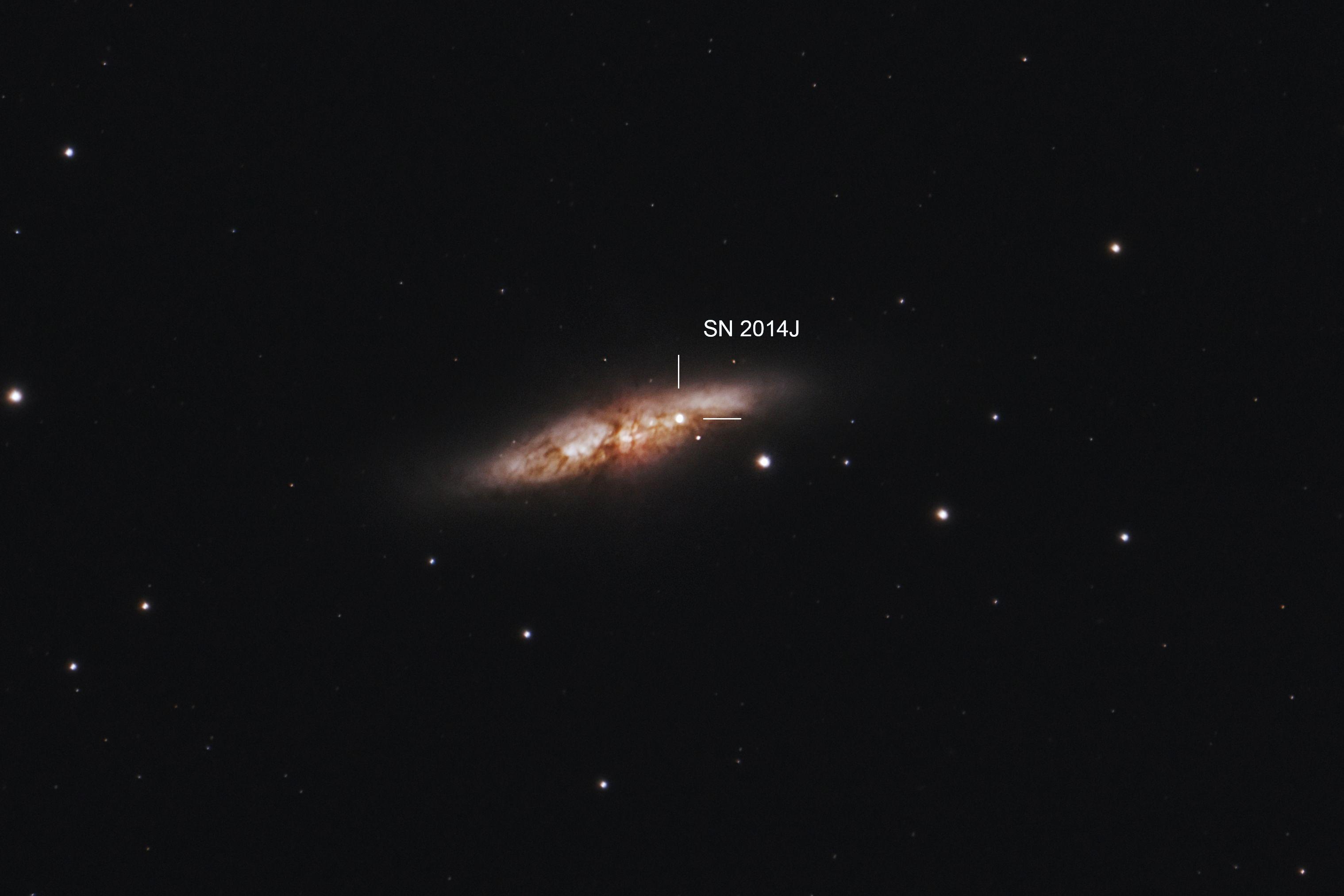 Orion Supernova