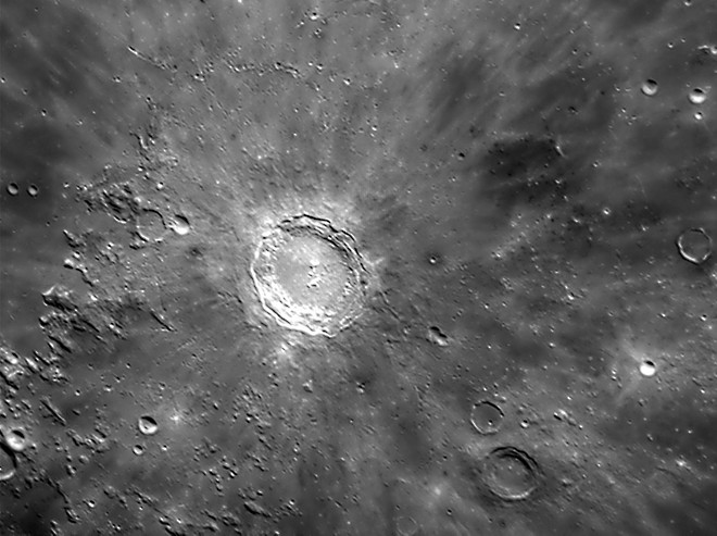 Copernicus Crater 11-12-13 at US Store