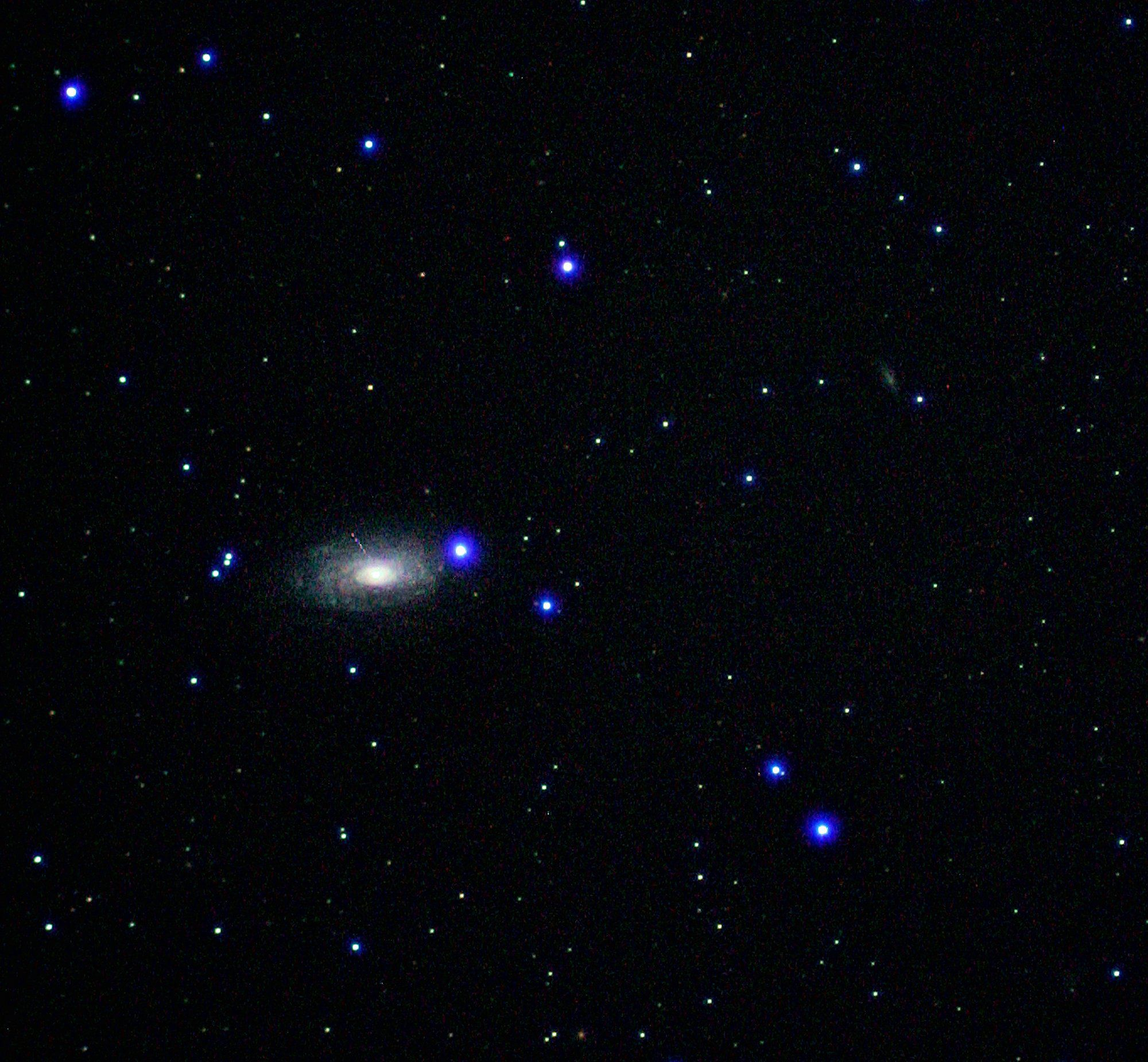 M63 Sunflower Galaxy 2-1-14 (2) at US Store