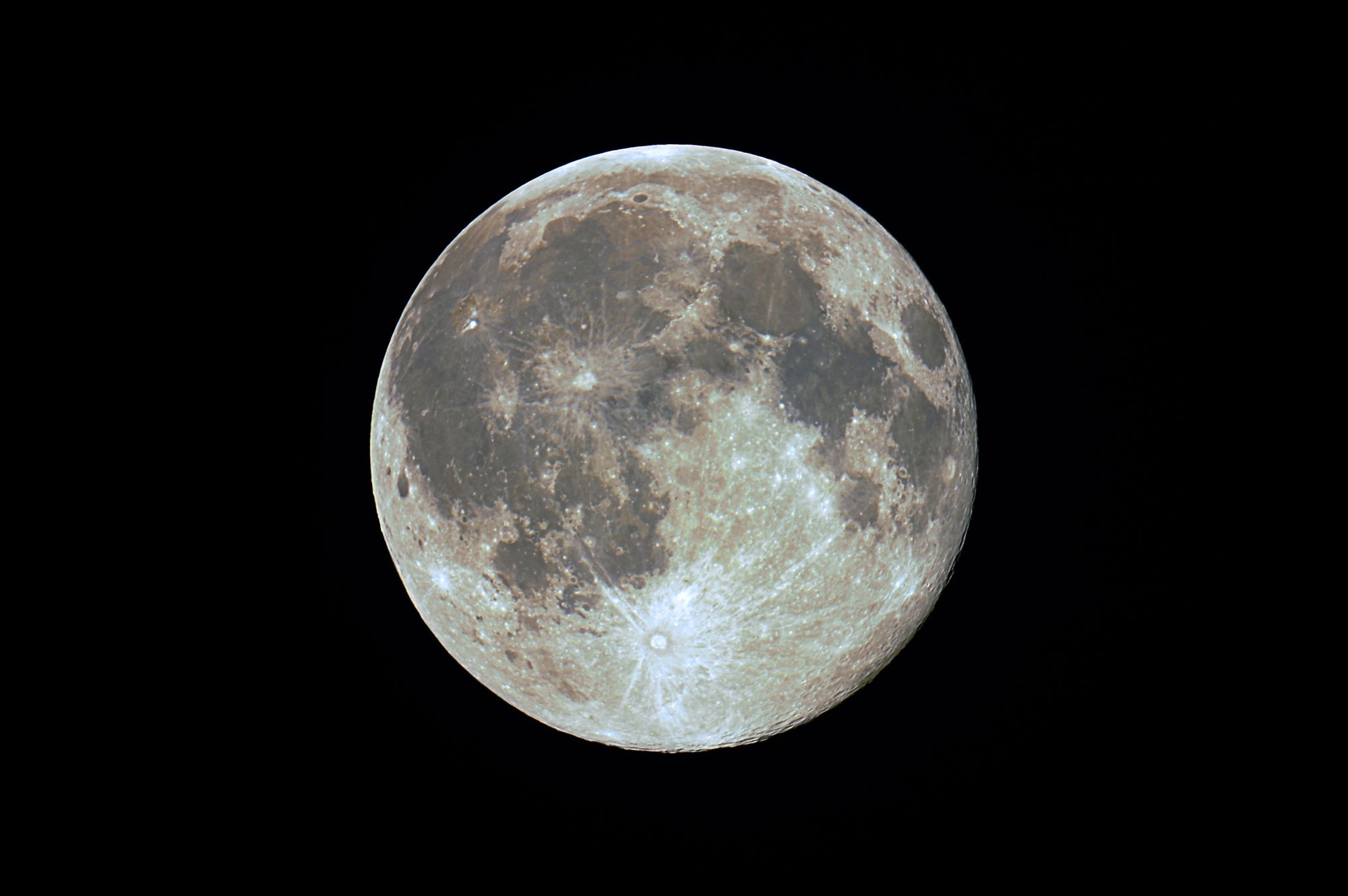 Full Moon (Sept. 2009)