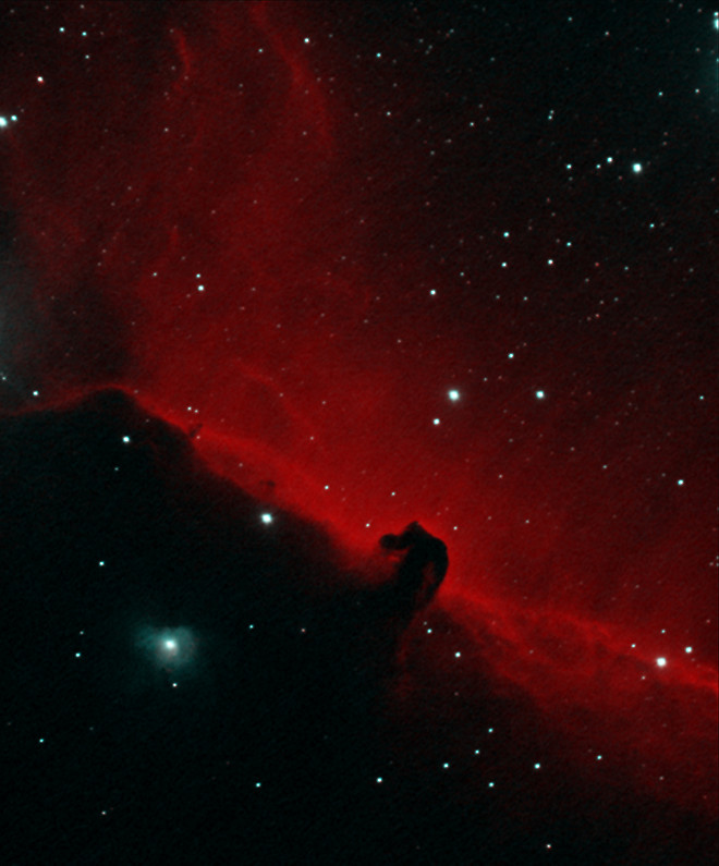 Horsehead Nebula in Narrowband | Astronomy Pictures at ...