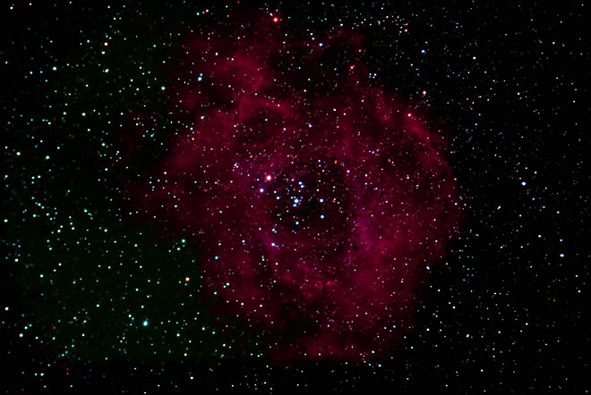 Rosette Nebula at US Store