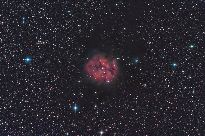 IC 5146 - The Cocoon Nebula