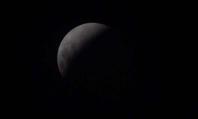 Lunar Eclipse at US Store