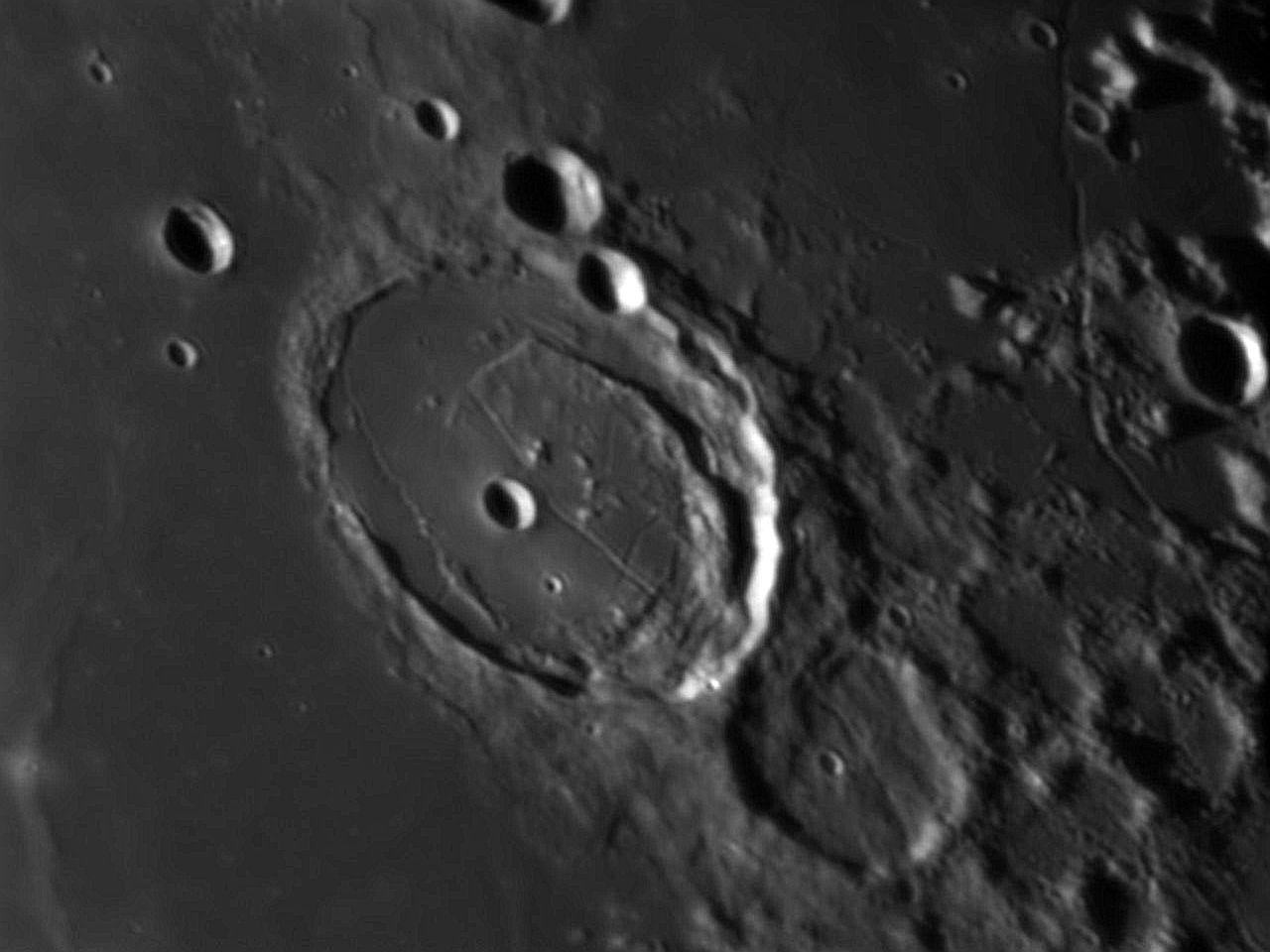 Posidonius crater at US Store