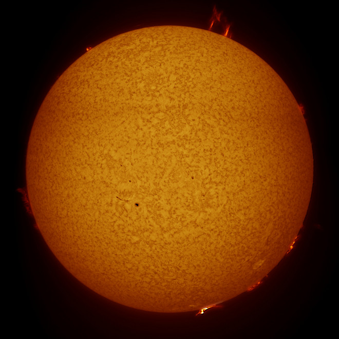 Solar Image at US Store