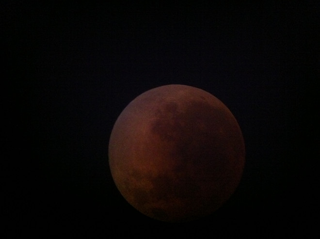 Bloody Moon at US Store